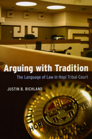 "... : The Language of Law in Hopi Tribal Court"" as Want to Read"