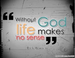 ... inspirational quotes #rick warren #the purpose driven life #GOD