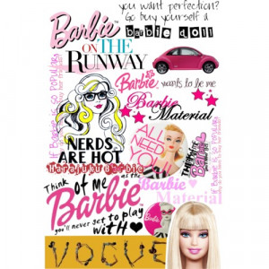 Barbie Quotes - Polyvore