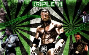 Triple H Wallpaper Image