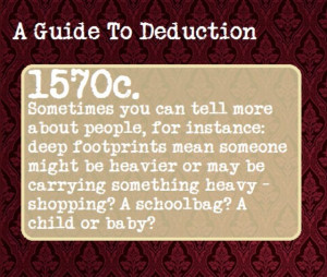 Guide To Deduction
