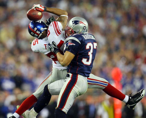 awesome football catches patriots