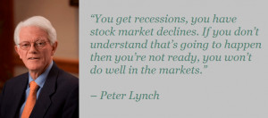Recessions and stock market declines are not new. They have happened ...