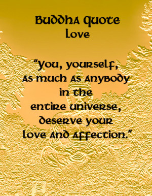 Buddhist Quotes On Love Buddha quotes .