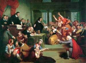 THE TRIAL OF GEORGE JACOBS (BY T. H. MATTESON)