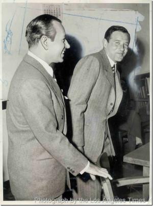 1940S, George Raft, Ben Siegel, Benjamin Bugsi, Gangsters Bugsy Siegel ...