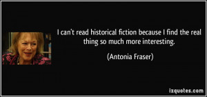 Historical Fiction quote #1