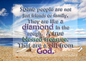 ... tags for this image include: friends, god, quotes and gift from god