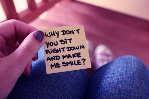 Quotes About Him Making Me Smile