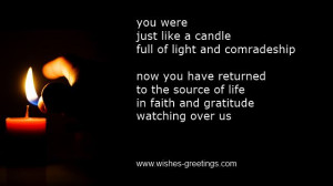 poems in memory of deceased loved ones