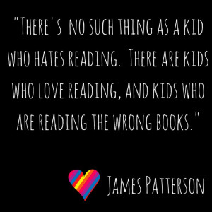 James Patterson Book Quotes