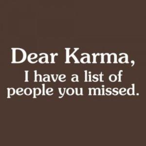 karma, qoutes, sayings
