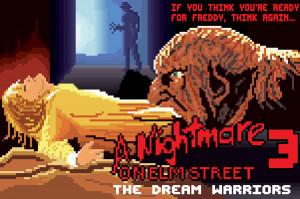 Movie - A Nightmare On Elm Street 3: Dream Warriors Wallpaper