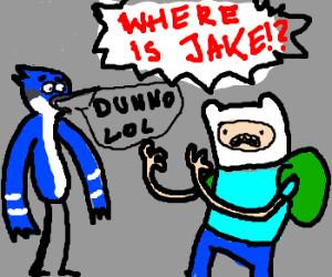 ... adventure time funny quotes show tv show cartoon network cartoons jake