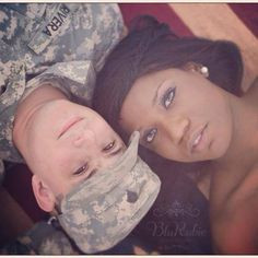 ... Interracial Military Couples, Bwwm Couples, Interracial Country