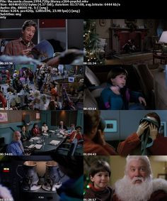 the santa clause more santa clause clause movie clause 1 2
