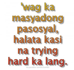 tagalog quotes Image