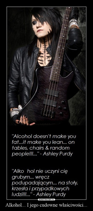 Ashley Purdy Funny Quotes Quotesgram