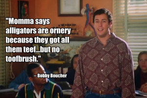 Colonel Sanders Is Wrong (The Waterboy)