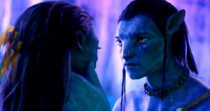 Avatar-Jake-and-Neytiri-Screencaps-jake-sully-and-neytiri-10337779-428 ...
