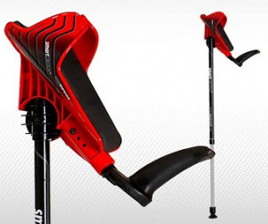 smartCRUTCH®: The Smart Choice in Forearm Crutch Mobility