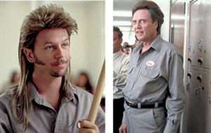 Some fake janitor foolishness from the movies -