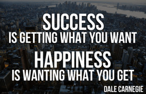 Motivational Quote on Success By Dale Carnegie..