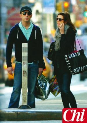 Charlotte Casiraghi Fuga Romantica A New York Con Gad Elmaleh Le