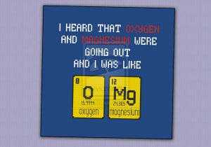 OMG quote cross stitch pattern by cloudsfactory