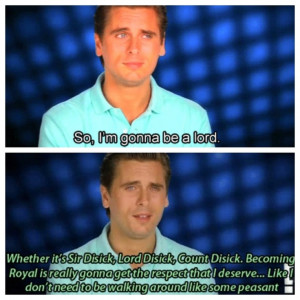 Scott Disick Quotes