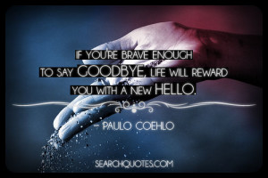 If You're Enough To Say GOODBYE, Life Will Reward You With A New ...