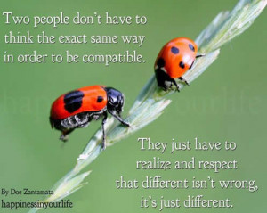 ,respect, differences, Life Choices – Inspirational Quotes ...