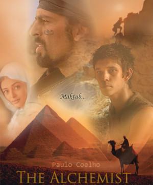 The Alchemist Movie Poster by neo-solaris