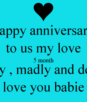 6 months dating quotes