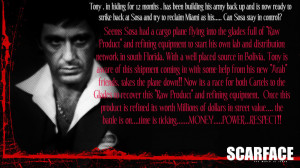 SCARFACE 2: SOSA'S REVENGE @Quickshot Paintball - June 5th!!