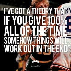 Larry bird quote