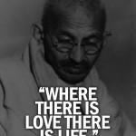 gandhi, quotes, sayings, love, life, best mahatma gandhi, quotes ...