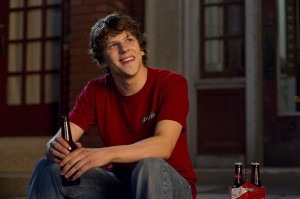 """Jesse Eisenberg stars in Columbia Pictures' """"30 Minutes or Less ..."""