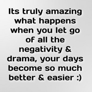 Letting Go Of Negative People Quotes Let go of nega