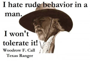 Graphic Quotes: Woodrow F. Call on Tolerance