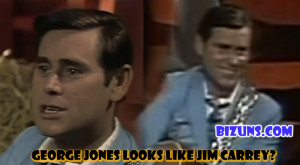 Jim Carrey Totally Looks Like Young George Jones