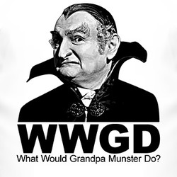 ... Fabulous T Shirt $17.98 Buy Grandpa The Munsters T Shirt $17.98 Buy