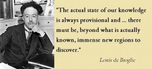 ... Louis de #Broglie - Nobelprize in Physics 1929 http://on.fb.me/1rDKppy