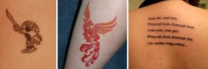 Photos: Our Readers' Tattoos