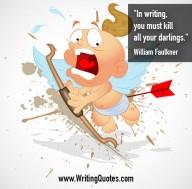 William Faulkner Quotes – Kill All – Faulkner Quotes On Writing