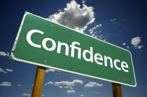 ... most important skills in business is the ability to remain confident