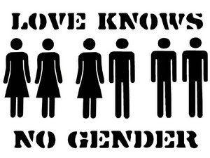 love knows no gender