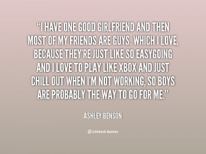 Good Girlfriend Quotes Preview quote