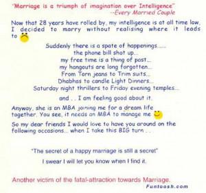 very Funny Wedding Invitation! (Visual Joke)