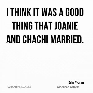 Erin Moran Marriage Quotes